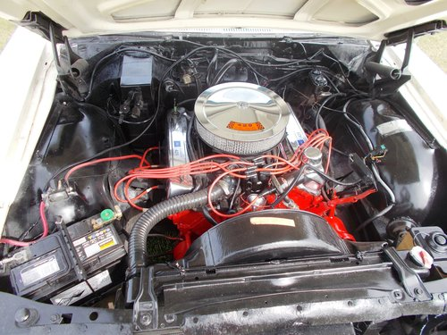 Ford Galaxie 500 Coupe 1969 429ci V8 Engine For Sale (picture 4 of 6)