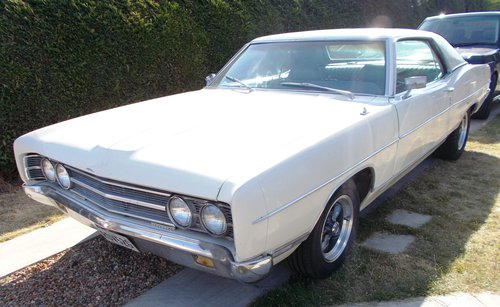Ford Galaxie 500 Coupe 1969 429ci V8 Engine For Sale (picture 1 of 6)