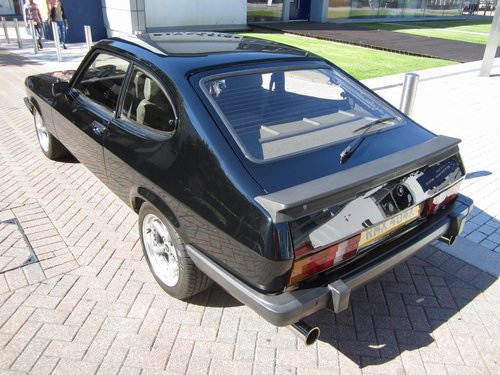 1980 Ford Capri 2.1 For Sale (picture 4 of 6)