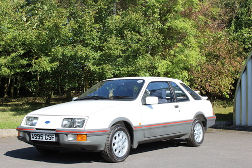 1984 FORD SIERRA XR4i - The Very Best ! For Sale (picture 1 of 6)