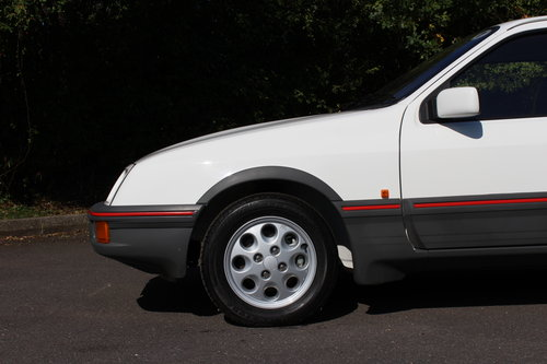 1984 FORD SIERRA XR4i - The Very Best ! For Sale (picture 2 of 6)