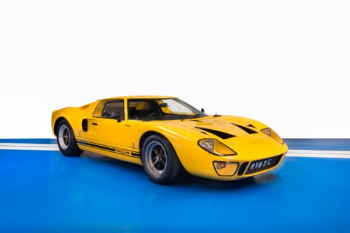 1985 Ford GT40 by Safir Engineering For Sale (picture 1 of 1)