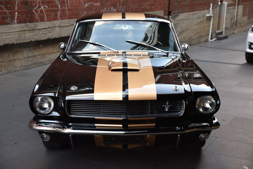 1966 Ford Shelby G.T. 350 Fastback For Sale (picture 2 of 6)