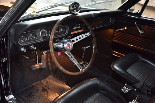 1966 Ford Shelby G.T. 350 Fastback For Sale (picture 5 of 6)