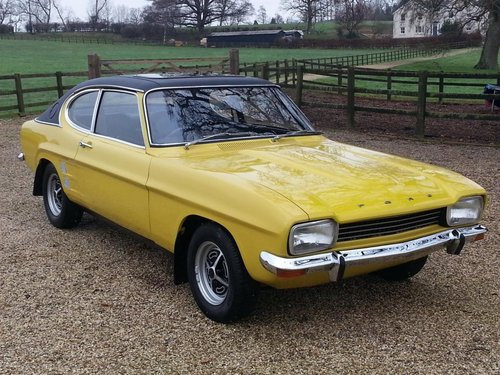 1974 CAPRI  RESTORATION   For Sale (picture 2 of 2)