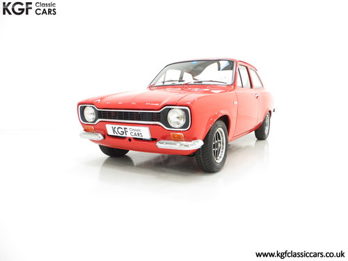 1973 A Collectable Very Rare AVO Mk1 Ford Escort RS1600  SOLD (picture 2 of 6)