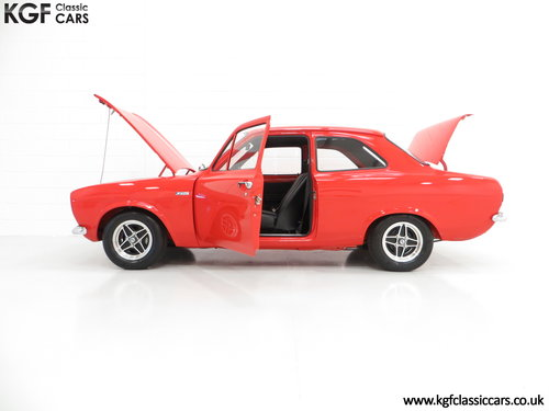 1973 A Collectable Very Rare AVO Mk1 Ford Escort RS1600  SOLD (picture 3 of 6)