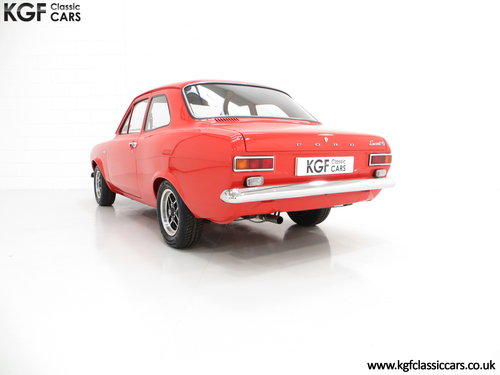 1973 A Collectable Very Rare AVO Mk1 Ford Escort RS1600  SOLD (picture 4 of 6)