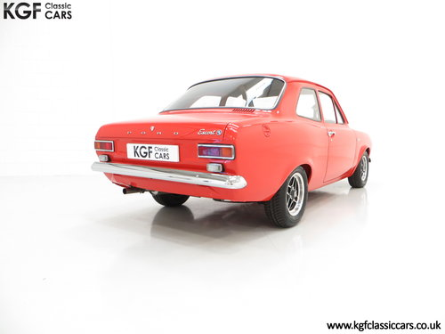 1973 A Collectable Very Rare AVO Mk1 Ford Escort RS1600  SOLD (picture 5 of 6)