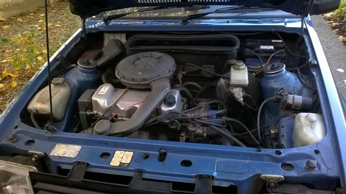 1984 Ford Escort Mk3 42000 miles from new SOLD (picture 4 of 6)