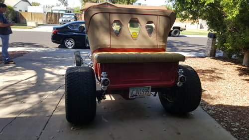 1923 Ford T bucket For Sale (picture 3 of 6)
