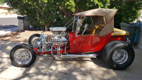 1923 Ford T bucket For Sale (picture 4 of 6)
