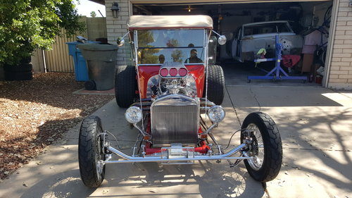 1923 Ford T bucket For Sale (picture 5 of 6)