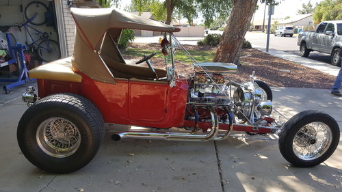 1923 Ford T bucket For Sale (picture 2 of 6)