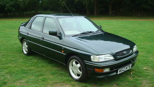 1995 Ford Escort 1.8 16v Ghia Si SOLD (picture 1 of 6)