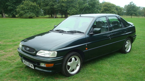 1995 Ford Escort 1.8 16v Ghia Si SOLD (picture 2 of 6)