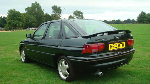 1995 Ford Escort 1.8 16v Ghia Si SOLD (picture 4 of 6)