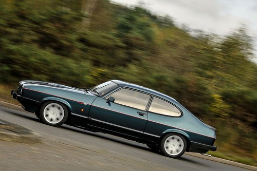 1983 FORD CAPRI 2.8 AND 280 WANTED For Sale (picture 2 of 2)