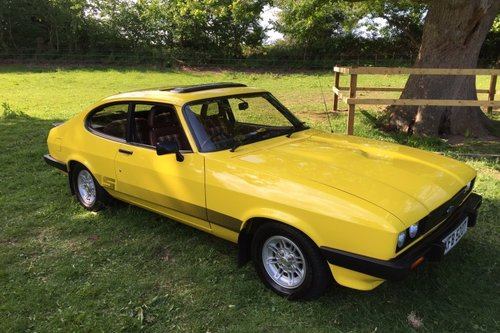 1979 FORD CAPRI 3.0S AND 2.0S WANTED For Sale (picture 1 of 3)