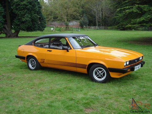 1979 FORD CAPRI 3.0S AND 2.0S WANTED For Sale (picture 3 of 3)