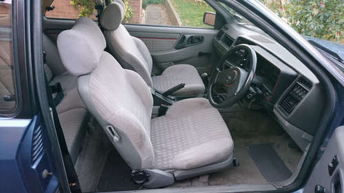 1984 Ford Sierra XR4i, low owners & miles For Sale (picture 4 of 6)