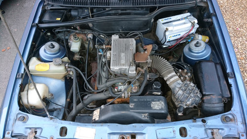 1984 Ford Sierra XR4i, low owners & miles For Sale (picture 5 of 6)