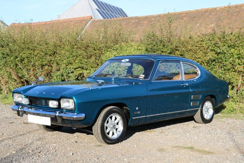 1971 Ford Capri GT XLR  For Sale (picture 1 of 6)