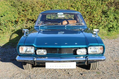1971 Ford Capri GT XLR  For Sale (picture 2 of 6)