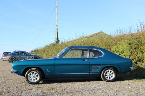 1971 Ford Capri GT XLR  For Sale (picture 3 of 6)
