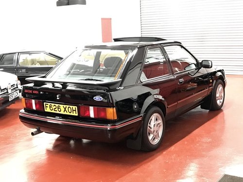 1988 Ford Escort XR3i - 24k Miles - SOLD SIMILAR REQUIRED For Sale (picture 2 of 6)