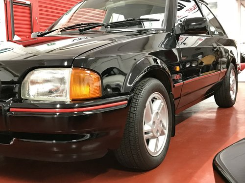 1988 Ford Escort XR3i - 24k Miles - SOLD SIMILAR REQUIRED For Sale (picture 5 of 6)