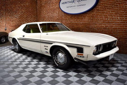 1973 Ford Mustang Coupe For Sale (picture 1 of 6)