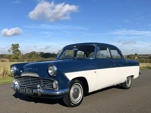 1959 Ford Zodiac MK II SOLD (picture 1 of 6)