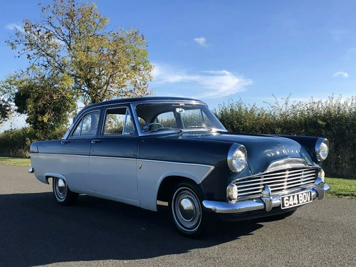 1959 Ford Zodiac MK II SOLD (picture 3 of 6)
