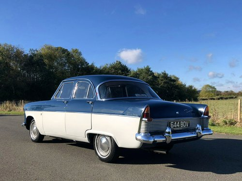 1959 Ford Zodiac MK II SOLD (picture 4 of 6)