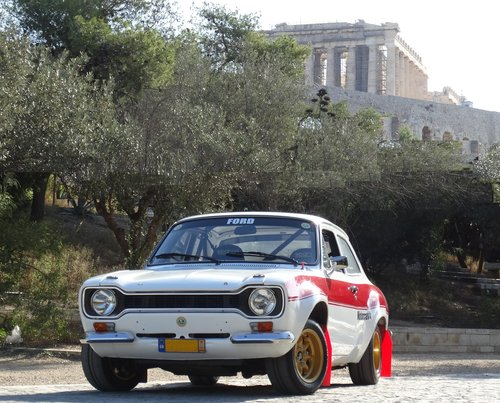 1968 Ford Escort Mk1 Twin Cam signed by J.M. Latvala  For Sale (picture 1 of 6)
