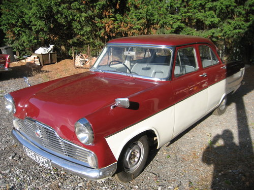 1959 Ford Zephyr 6 Mk 11 SOLD (picture 2 of 6)