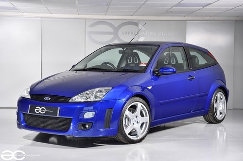 2002 15x Concours Winning Mk1 Focus RS - 11K Miles SOLD (picture 2 of 6)