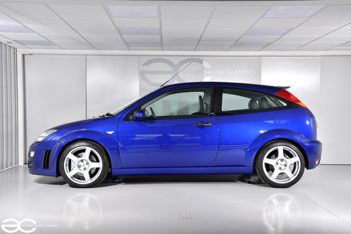 2002 15x Concours Winning Mk1 Focus RS - 11K Miles SOLD (picture 3 of 6)