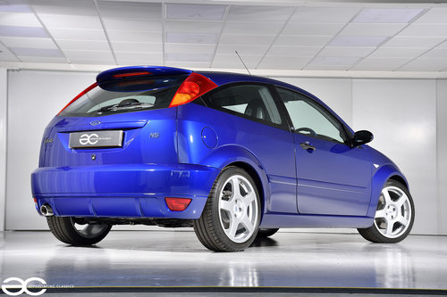 2002 15x Concours Winning Mk1 Focus RS - 11K Miles SOLD (picture 4 of 6)