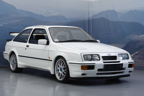 1987 Ford Sierra RS 500 Cosworth For Sale (picture 1 of 6)