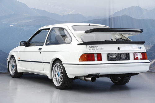 1987 Ford Sierra RS 500 Cosworth For Sale (picture 2 of 6)