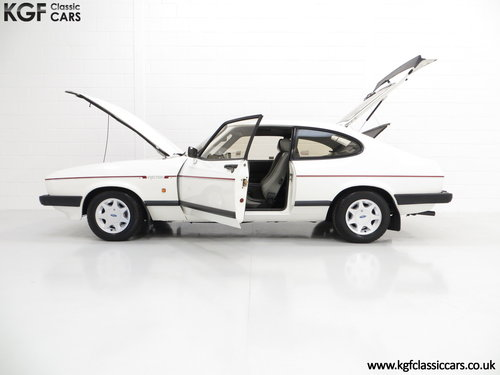 1987 A Ford Capri 2.8 Injection Special, Last Owner 22 Years SOLD (picture 3 of 6)