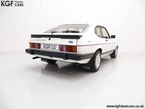 1987 A Ford Capri 2.8 Injection Special, Last Owner 22 Years SOLD (picture 5 of 6)