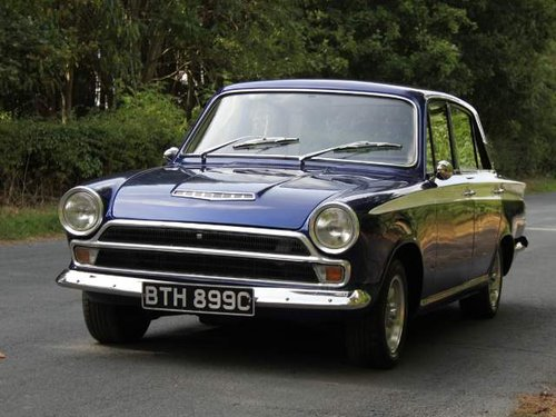 1965 Ford Cortina MKI SOLD (picture 2 of 6)