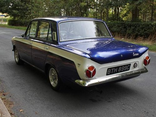 1965 Ford Cortina MKI SOLD (picture 3 of 6)
