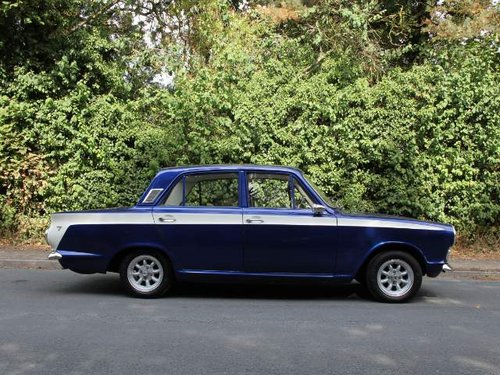 1965 Ford Cortina MKI SOLD (picture 4 of 6)
