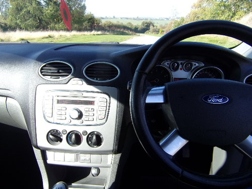 2008 Ford Focus Style 125 1.8 For Sale (picture 5 of 6)