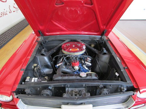 1966 Ford Mustang 289 V8 Fastback 2+2 For Sale (picture 6 of 6)