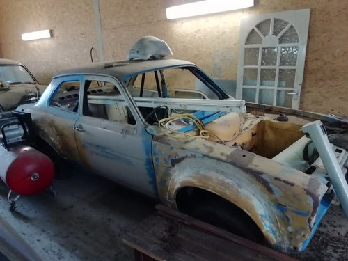 1968 Mk 1 Ford Escort Rally Car Rolling shell For Sale (picture 2 of 3)
